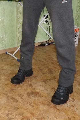3b79b97c Обзор ботинок Adidas Winter Hiker Speed CP - 16 Августа 2015 - Блог ...